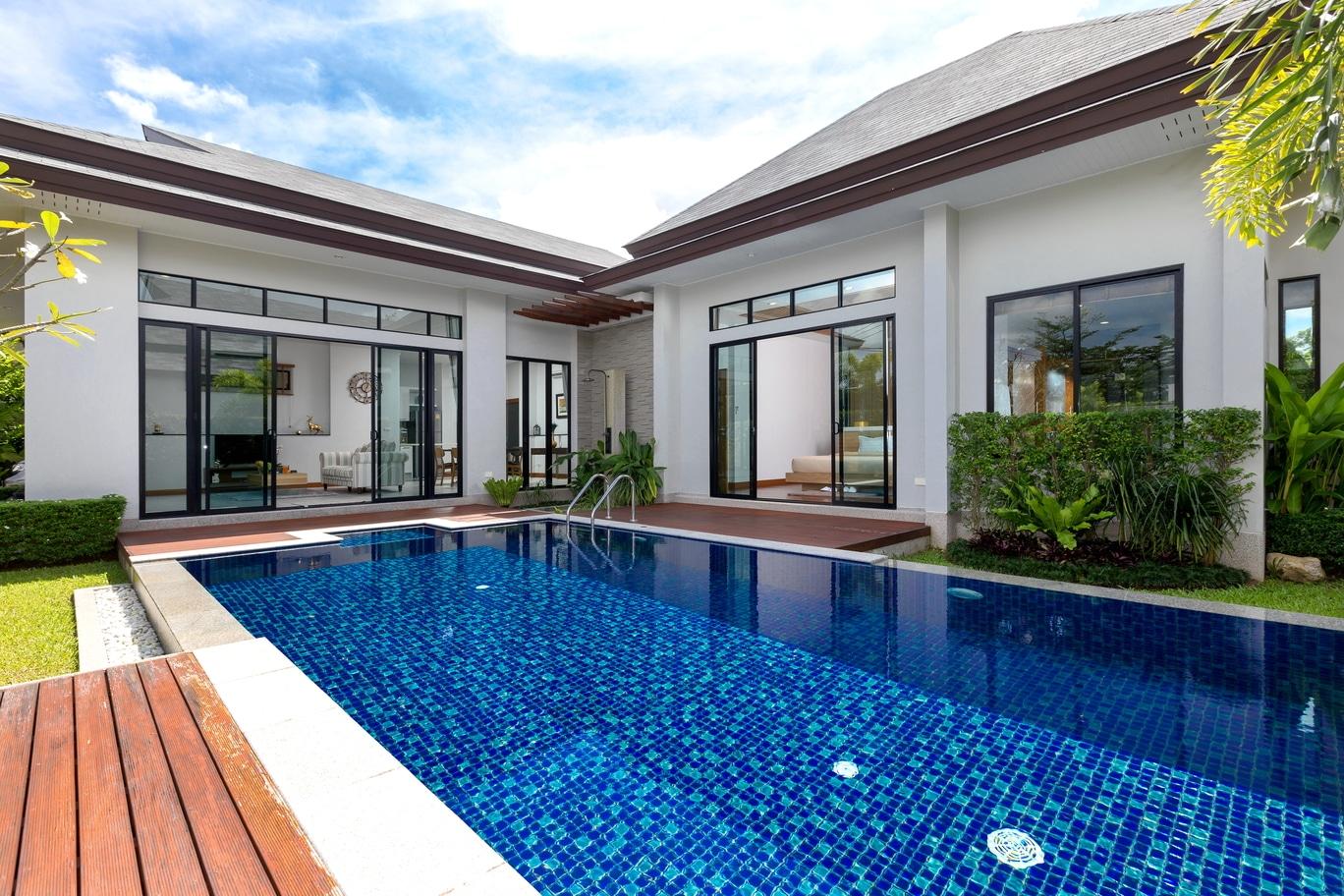 Tanode villa last unit for sale in Bangtao Beach